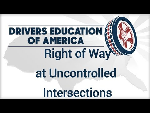 Online Texas Driving Course – Tips For Intersections