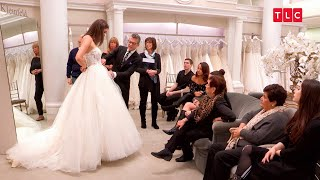 Get A First Look At Randy's Own Wedding Dress Designs   Say Yes to the Dress