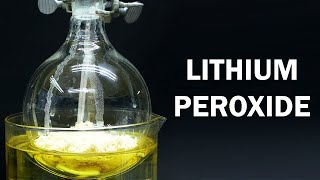 Making and Playing with Lithium Peroxide