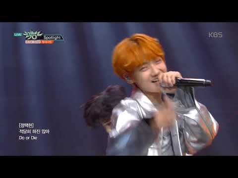 Spotlight - 1THE9(원더나인) [뮤직뱅크 Music Bank] 20190419