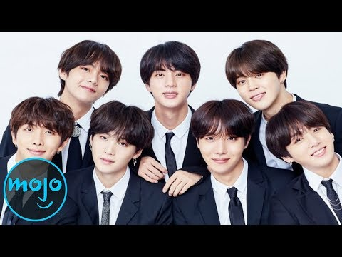 Top 10 BTS Songs