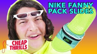 D.I.Y. Nike Benassi
