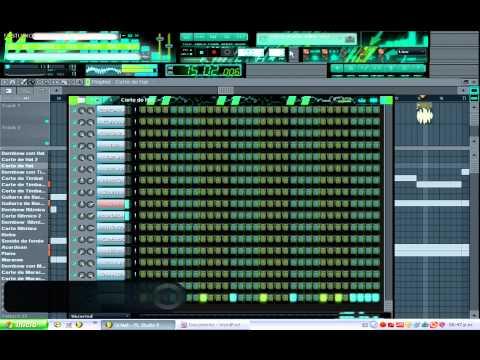 Bachata instrumental - Beat Fl Studio 2011(Dj Nah).wmv