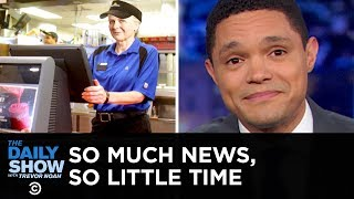 McDonald's AARP Initiative, Bumble Safety Feature & Tech-Savvy Chimp   The Daily Show