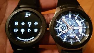 Samsung Galaxy Watch vs Gear S3 - Nov 2018 update