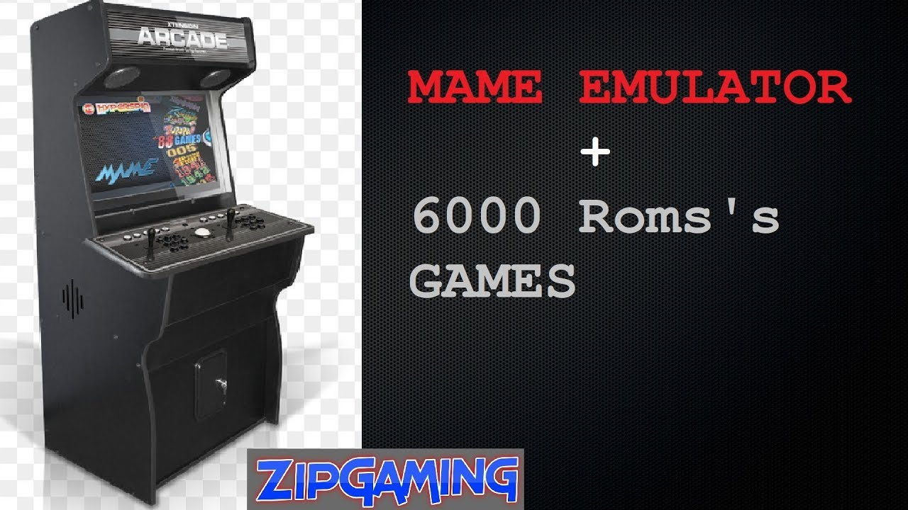 download-mame-with-all-roms