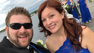 I'M A HUMAN WEDDING FAIL! MY LITTLE SISTERS WEDDING WAS AWESOME!