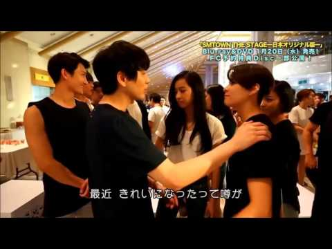 SMTOWN - The Stage ... Kyuber and Exober moments