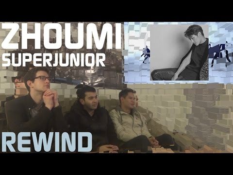 Zhoumi - Rewind Music Video Reaction, Non-Kpop Fan Reaction [HD]