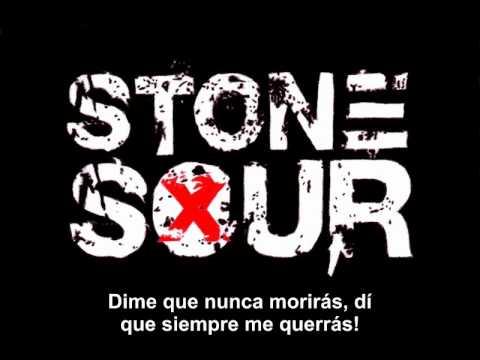 Stone Sour - Say You'll Haunt Me [Sub. Español] Mejor Traducción