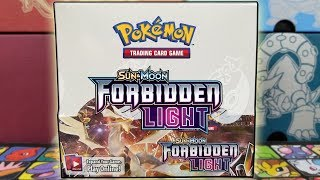 pokemon forbidden light booster box opening youtube musicbaby