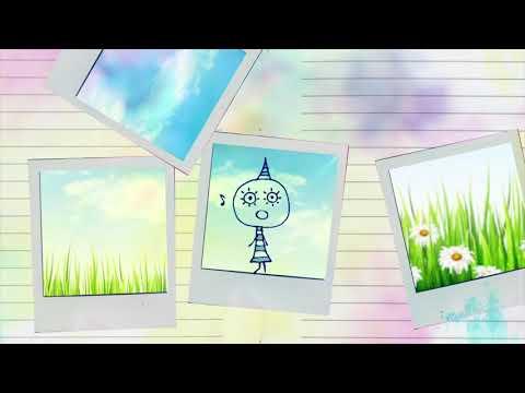 磯貝サイモン「あんよがじょうずピコピコピ」Music Video