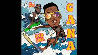 Kid Ink - Cana ft. 24hrs (Instrumental)