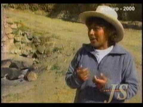El Jilguero del Huascarán -  July Sánchez (entrevista)