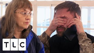 Paul Has Meltdown In Kentucky Airport | 90 Day Fiancé: The Other Way