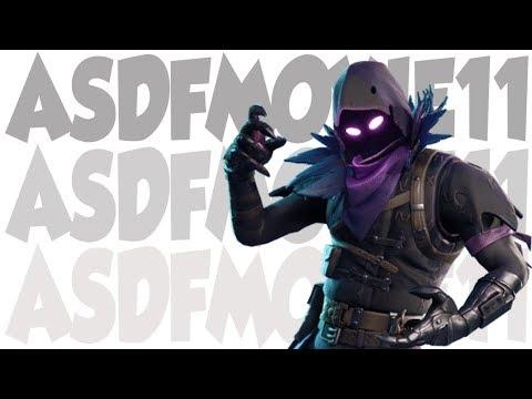 ASDF MOVIE 11 - Fortnite Version