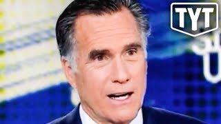 Mitt Romney Reacts To Trump's Impeachment