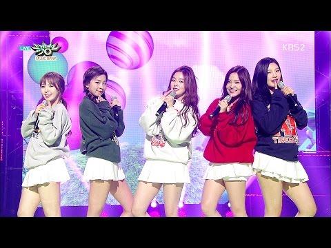 레드벨벳 - 아이스크림케이크 무대 모음 ( red velvet - ice cream cake stage mix ver. )