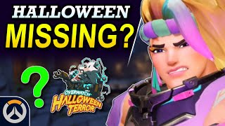 Overwatch - 2019 Halloween Event Missing? (Start Date Explained!)