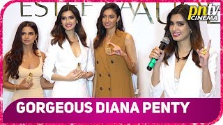 Diana Penty Shares Summer Beauty Tips & Her Make-Up Memories At A Cosmetic Product Launch