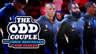 Chris Broussard & Rob Parker - Are the Rockets a Legitimate Threat in the West?