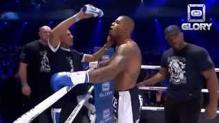 GLORY 5 London - Tyrone Spong vs. Remy Bonjasky (Full Video)