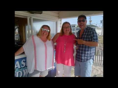 Melissa White on the Ocean County Breakfast Show