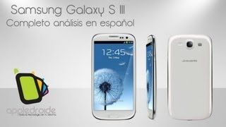 Video Samsung Galaxy S3 YvWdSLJVP8s