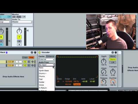 Tracks Interact 4: Ableton Live Vocoder