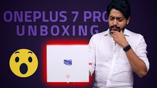 OnePlus 7 Pro Unboxing and First Look - Price in India, Features, and More