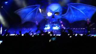 Uproar Festival 2011 Tinley Park Illinois - Nightmare Avenged Sevenfold