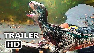 "JURASSIC WORLD 2 ""Blue's Baby"" Trailer (2018) Chris Pratt, Fallen Kingdom Action Movie HD"