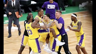 Rajon Rondo Turned Back The Clock For The Lakers In The NBA Finals