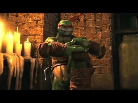 TMNT: Out Of The Shadows - Raphael Trailer - Smashpipe Games