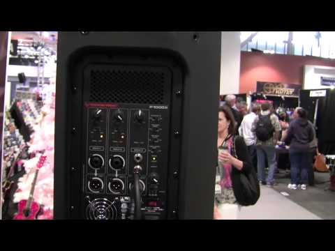 Cerwin Vega P1000X Powered P A  Speaker
