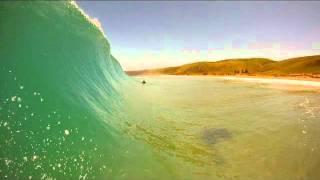 Surf au sud de l'australie