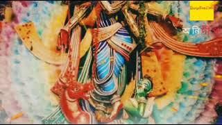 Durga In Krishna Avatar