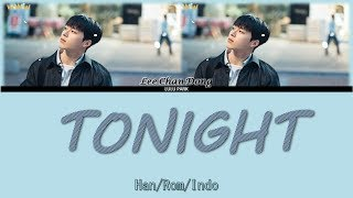 Lee Chan Dong - Tonight (OST. Search: WWW Part 8) Lyrics Sub Indo