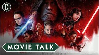 Star Wars: The Last Jedi First Reactions; Golden Globe Nominations - Movie Talk