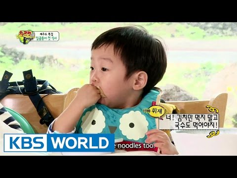 The Return of Superman | 슈퍼맨이 돌아왔다 - Ep.75 (2015.05.17)