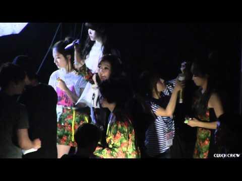 120520 f(x) Backstage & Luna Waves [HD] @ SMTOWN LA