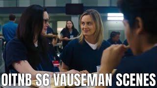 Piper and Alex - All Vauseman Scenes S6 OITNB (Orange Is The New Black Vauseman Scenes) (P1) HD