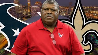 CRENNEL RUINS EVERYTHING! Texans vs Saints Week 1 Recap!