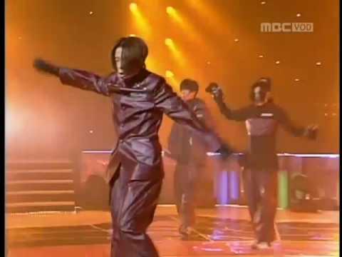 1998.10.17 음악캠프 H.O.T. - 열맞춰