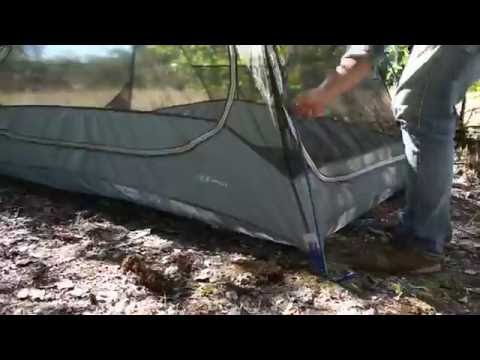 Mt  Hardwear Optic 2 5 Tent Set Up
