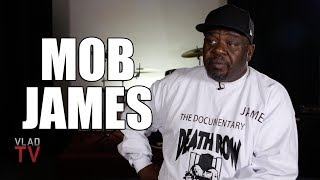 Mob James: Dr. Dre Left Death Row Because of Suge Sleeping with Michel'le (Part 13)