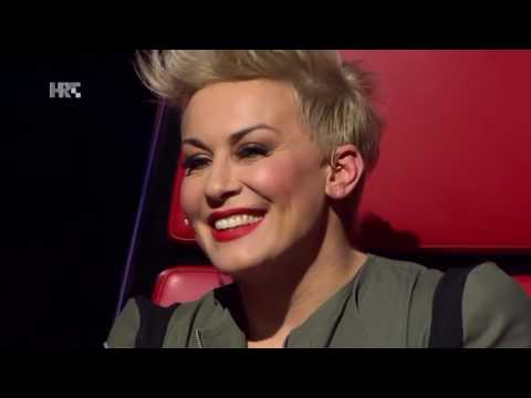 Thinking Out Loud | The Voice | Blind Auditions | Worldwide