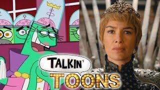 The Fairly OddParents Meet Game of Thrones! (Talkin' Toons w/ Rob Paulsen)