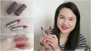 ILIA Tinted Lip Conditioner Jump & Pink Moon Review & Swatches | Tracey Studio