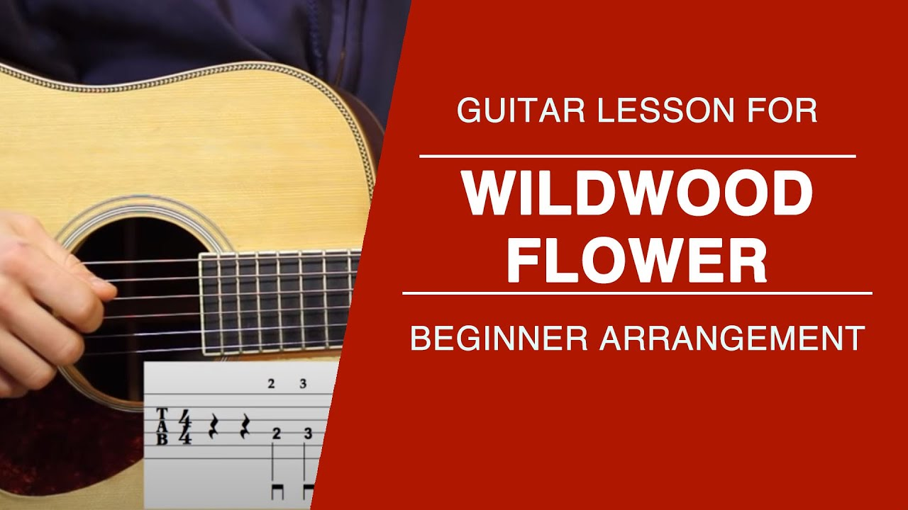 how to play wildwood flower on guitar carter style free tabs and practice tracks youtube. Black Bedroom Furniture Sets. Home Design Ideas